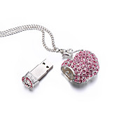 Sparkling Crystal  Bracelet Charm USB Flash Drive Flash Disk 32GB/16GB/8GB