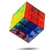 Yongjun® Smooth Cube Velocità 3*3*3 Livello professionale Cubi Yulong Anti-pop / della molla regolabile ABS