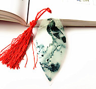 Custom Painting Eagle Fig Vein Bookmark Ink Style Inspirational Gift Souvenir Gift Beautiful Gift