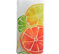 Para Funda Sony / Xperia XA Diseños Funda Cubierta Trasera Funda Fruta Suave TPU Sony Sony Xperia XA / Sony Xperia E5