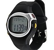 Laufsport Uhren Atmungsaktiv Einstellbar Laufen Unisex Schwarz Other / IIR