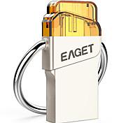EAGET V66 32G USB3.0/OTG Flash Drive U Disk for Mobile Phones Tablet PC Mac/PC