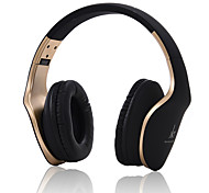 JKR 102 Headphone Stereo Sound with Microphone Compatible with Cell phones and Computers