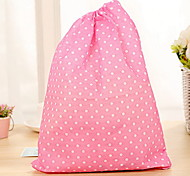 Non-Woven Dust Bag Fitted Shoe Portable Travel Drawstring Pouch Thicker Printed Non-Woven Shoe 21