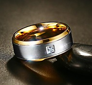 Rock Gothic Titanium Steel Man Ring Restoring Ancient Ways