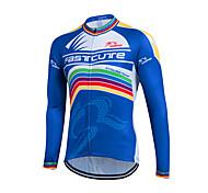 2016 Cycling Winter Jersey Long Sleeve Cycling Sets Cycling Kits Winter Thermal Fleece Cycling Jersey Bike Jacket