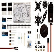 Scratch IO Shield Kit for Scratch for Arduino (S4A)