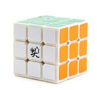 / Smooth Cube Velocità 3*3*3 / mitigatori di stress / Cubi Arcobaleno Plastica
