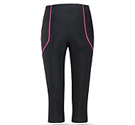 Sports Cycling Padded Shorts Women's Breathable / Quick Dry / Wearable / Sunscreen Bike Pants/Trousers/Overtrousers Spandex / Nylon