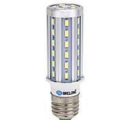 BRELONG E14 / E26/E27 / B22 LED Corn Lights 42 SMD 5730 800 lm Warm White / Cool White  AC 85-265 V 1 pcs