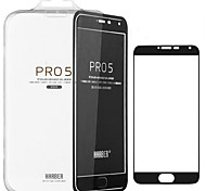 HARBER Tempered glass anti-fingerprint screen protector film suitable for mobile phone MEIZU PRO5