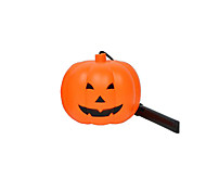1PC The Five Colours Interesting Retro Hallowmas Christmas Convenient LED Pumpkin Lamp