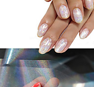 4 Nail Art Sticker Adesivi 3D unghie makeup Cosmetic Nail Art Design