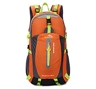 40 L Hiking & Backpacking Pack Camping & Hiking Outdoor Waterproof / Wearable / Breathable  / Nylon /