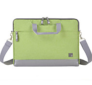 "agver 14.1 laptop bag affari maniglia bag ""15.6"" moda"