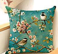 1 штук Прочее Подушки для тела / Диван Подушка,Цветочные Традиционный/классический