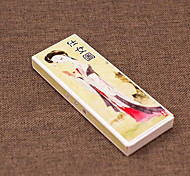 Multifonction Bookmarks Papier,1 Packs