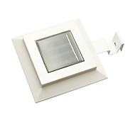 1PC Outdoor 3Led Household Solar Garden Lamp Square Solar Fence Light