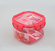 YOOYEE  Brand small Size Food Grade Leakproof Sealable Plastic Container with Lid