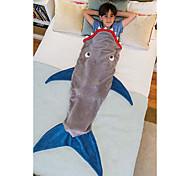 Shark Sleeping Bag / Blanket  Travel  Keep Warm Travel Rest Cotton