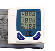 CK CK-101 Household Wrist Electronic Blood Pressure Monitor Intelligent Blood Pressure Measuring Instrument