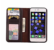 Retro Vintage Wallet Flip PU Leather Phone Case cover for iphone 7
