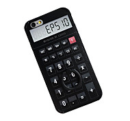 Calculator Ring Holder Soft Back Cover iphone Case for iphone 6s Plus/iphone 6s/iphone 6