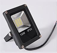 hry 10w 18LED 5730smd giardino riflettori illuminazione proiettore esterno (dc12-80v)