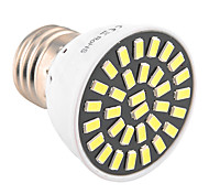 YWXLight High Bright 7W E26/E26 LED Spotlight 32 SMD 5733 500-700 lm Warm White / Cool White AC 110V/ AC 220V