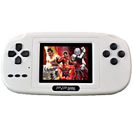 PVP 8 Bit Video Game Console with 200 Games 2.5 TFT screen TV out MP3 MP4.