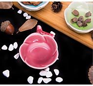 Keramik Servierplatte 8.5*6*3 Geschirr  -  Gute Qualität