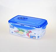 Food Grade BPA Free Kitchen Storage Container Plastic Corn Box