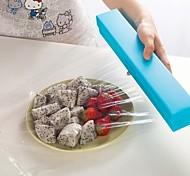 1PCS Random Color Original Slap-Up The Household Kitchen Supplies The kitchen Artifact Plastic Wrap Knife Bar