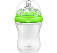 Kumeng Baby Natural Feeling Baby Silica gel Feeding bottle For All Ages Baby(230mL)
