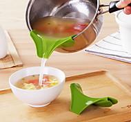 1 Creative Kitchen Gadget / Multi-Função Silicone Utensílios de Especialidade