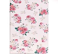 For Samsung Galaxy Tab E 9.6 Wallet Flower PU Leather Hard Case Cover Tab A 9.7 Tab A 10.1 (2016) T580N T585N