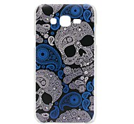 Painted Skull PC Phone Case for Galaxy J3(2016) J3 C7 C5