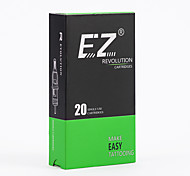 RC1209M1-1 EZ Revolution 20 Pcs /box New Hot Disposable Tattoo Makeup Needles Cartridge for Magnum