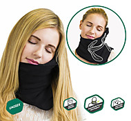 Travel Pillow Travel Rest Scientifically Proven Super Soft Neck Support Machine Washable / Foldable / Portable / Comfortable Cotton / Fleece
