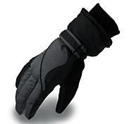 лыжные перчатки Муж. Спортивные перчатки Сохраняет тепло Катание на лыжах Мотоцикл Лыжные перчатки Зима