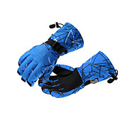 Ski Gloves Full-finger Gloves / Winter Gloves Women's / Men's Activity/ Sports Gloves Keep Warm / Waterproof / Fleece LiningSki &