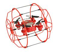 Fayee FY802 Drohne 6 Achsen 4 Kan?le 2.4G Ferngesteuerter Quadrocopter LED - Beleuchtung / 360-Grad-Flip Flug