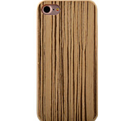 Per Custodia iPhone 7 / Custodia iPhone 7 Plus IMD Custodia Custodia posteriore Custodia Simil-legno Resistente Legno AppleiPhone 7 Plus