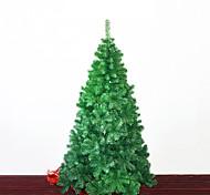 aeroespacial pacote de árvore de Natal 150 centímetros de criptografia de Natal verde 1,5 m árvore de Natal