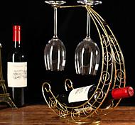 Garrafeira Ferro Fundido,31*10*36CM Vinho Acessórios
