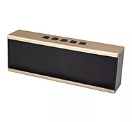 JKR X6 metal MiNi Portable Bluetooth Speaker Handsfree support audio input / TF card / Smartphone