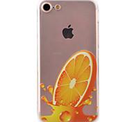 Per Custodia iPhone 7 / Custodia iPhone 6 / Custodia iPhone 5 Ultra sottile / Fantasia/disegno Custodia Custodia posteriore Custodia
