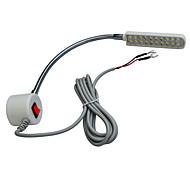Jiawen водить машину швейную свет работая Gooseneck светильник 20 светодиодов с магнитным монтажным основанием для домашнего или швейной