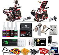dragonhawk® kit tatuaggio 2 macchine d'avviamento