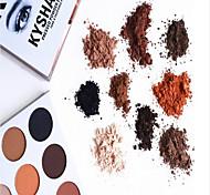 Cosmetics Kyshadow Kit Eyeshadow Palette The Bronze Palette New